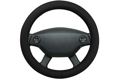 Dash Designs Memory Foam Steering Wheel Cover