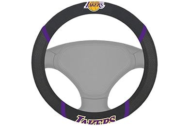 FANMATS NBA Steering Wheel Covers
