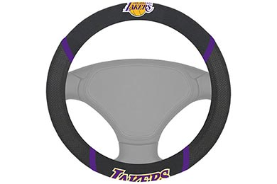 Subaru Impreza FANMATS NBA Steering Wheel Covers