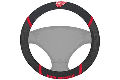 Mercury Cougar FANMATS NHL Steering Wheel Covers