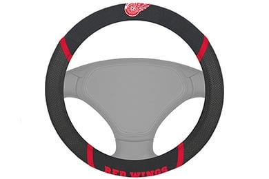 Chevy Corvette FANMATS NHL Steering Wheel Covers
