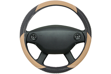 Chevy Corvette ProZ Massage Grip Steering Wheel Cover