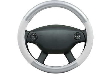 Motor Trend Carbon Fiber Steering Wheel Cover