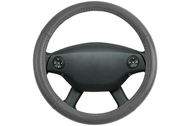Chevy Corvette Motor Trend Leatherette Steering Wheel Cover