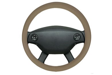 Hyundai Sonata Motor Trend Perforated Leatherette Steering Wheel Cover