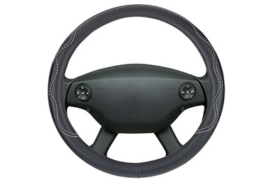 Hyundai Sonata Motor Trend Performance Grip Leatherette Steering Wheel Cover