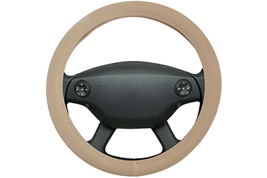 Nissan Versa ProZ Perforated Leatherette Steering Wheel Cover