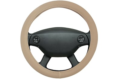 Chevy Corvette ProZ Perforated Leatherette Steering Wheel Cover
