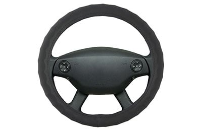 Chevy Trailblazer ProZ Leather Sport Grip Steering Wheel Cover