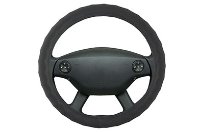 Nissan Versa ProZ Leather Sport Grip Steering Wheel Cover