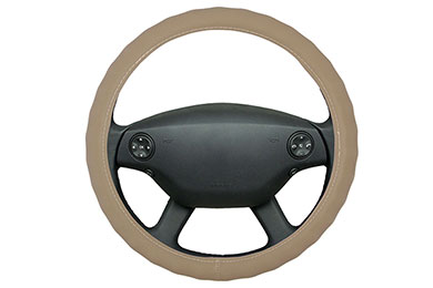 Hyundai Sonata ProZ Leather Sport Grip Steering Wheel Cover