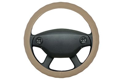Chevy Corvette ProZ Leather Sport Grip Steering Wheel Cover
