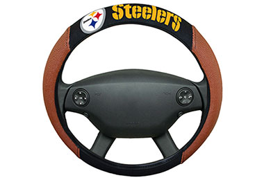 Dodge Charger Team ProMark NFL Steering Wheel Cover