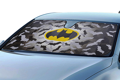 Volvo XC90 BDK Batman Windshield Sun Shade