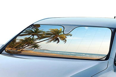 Volkswagen Touareg ProZ Beach Windshield Sun Shade