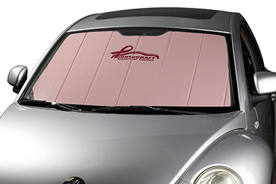 Aston Martin DB9 Covercraft Pink Ribbon Car Sun Shade for a Cause