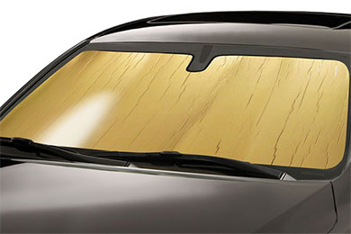 Chevy Corvette Intro-Tech Automotive Windshield Sun Shade