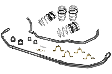 Ford Mustang aFe Control PFADT Series Suspension Package