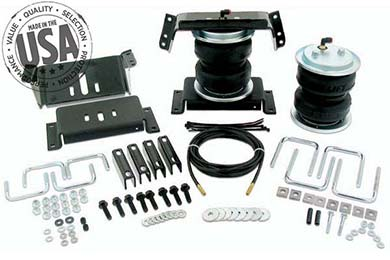 Nissan Xterra Air Lift Air Bag Suspension Kit