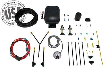 BMW 5-Series Air Lift Dual Load Controller System