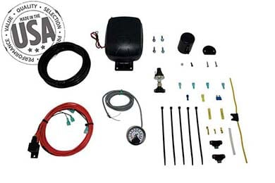Jeep Grand Cherokee Air Lift Single Load Controller System