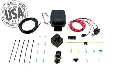 Jeep Grand Cherokee Air Lift WirelessOne Air Control System