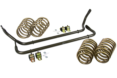 Ford Mustang Hurst Lowering Kit