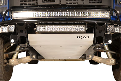 n fab bumper skid plate