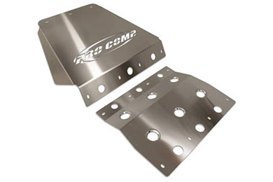 Toyota 4Runner Pro Comp Skid Plates