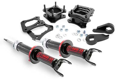 Chevy Silverado Rough Country Leveling Kits