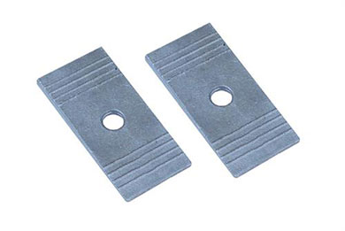 Ford F-150 Rubicon Express Axle Shims