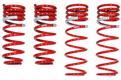 Scion xB Tanabe NF210 Lowering Springs