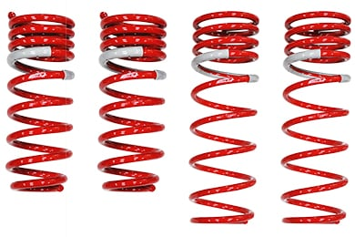 Lexus IS 250 Tanabe NF210 Lowering Springs