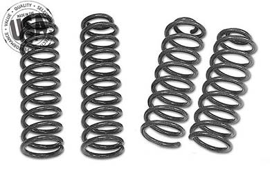 Ford F-250 Tuff Country Coil Springs