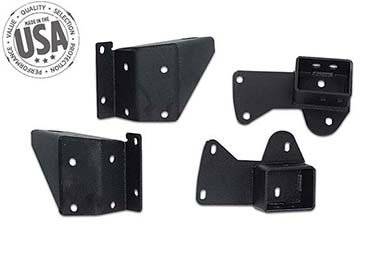 Dodge Ram Tuff Country Radius Arm Drop Brackets