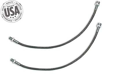 Tuff Country Stainless Steel Brake Lines