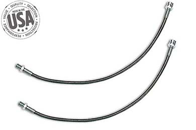 Ford F-150 Tuff Country Stainless Steel Brake Lines