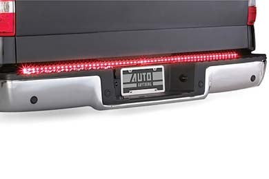 Chevy Corvette Rampage Tailgate LED Light Bars