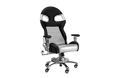 Intro-Tech Automotive PitStop XLE Office Chair
