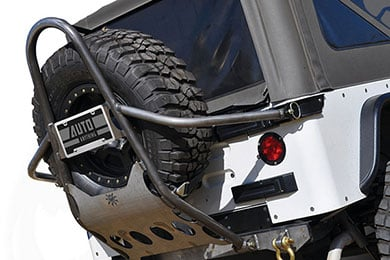 poison spyder rear stinger tire carrier