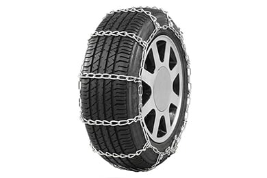 Audi Q7 Pewag Glacier Twist Link Tire Chains