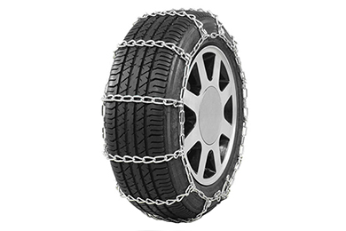 Jeep Grand Cherokee Pewag Glacier Twist Link Tire Chains
