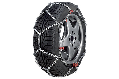Audi Q7 Thule Konig CB-12 Tire Chains