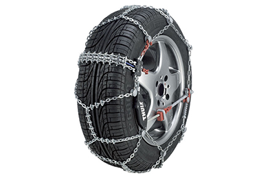 Audi Q7 Thule Konig CS-10 Tire Chains
