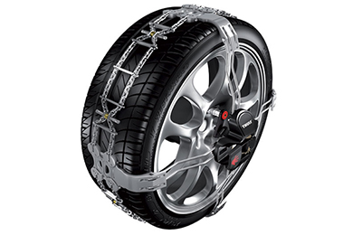 Audi Q7 Thule Konig K-Summit Tire Chains