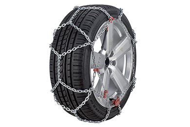 BMW 5-Series Thule XB-16 Tire Chains