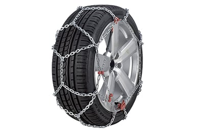 Audi Q7 Thule Konig XB-16 Tire Chains