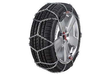Audi Q7 Thule Konig XG-12 Tire Chains