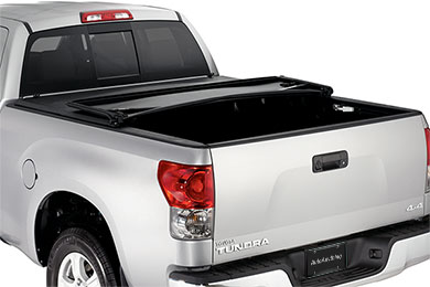 Nissan Frontier Lund Genesis Tri-Fold Tonneau Cover