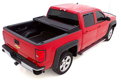 Dodge Dakota Lund Genesis Elite Tri-Fold Tonneau Cover